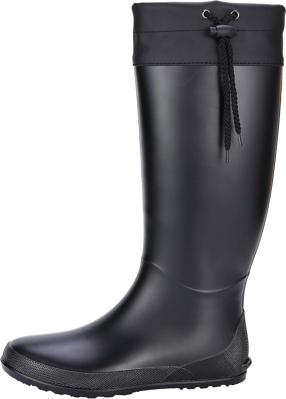 Asgard Women's Tall Rain Boots Soft Waterpoof Wellingtons Wellies Ultra Lightweight Garden Boots