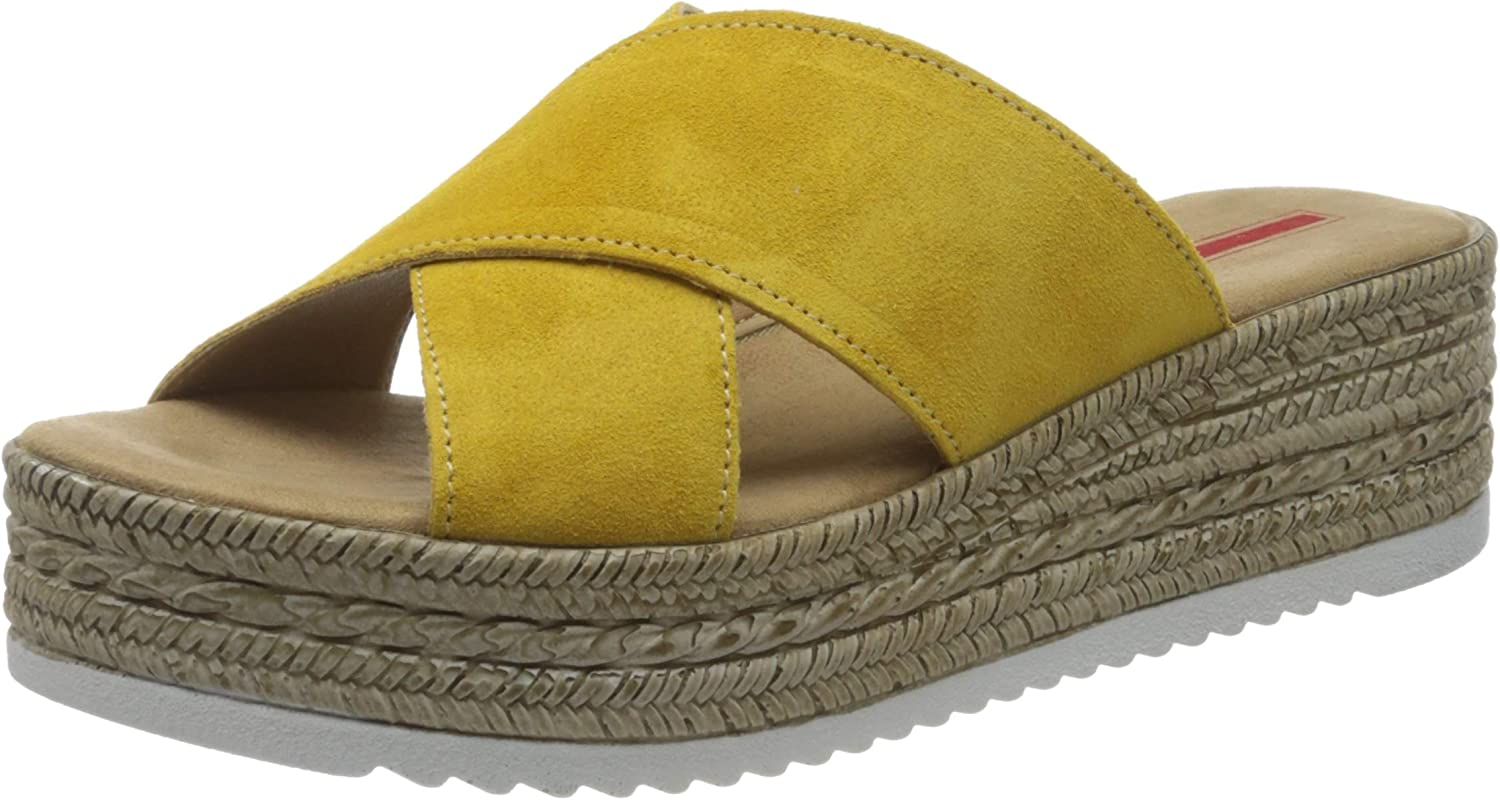 Max 64% 5 popular OFF s.Oliver Women's Mules