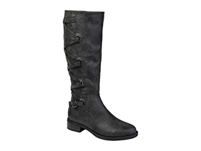 Journee Collection Carly Boot (Black) Women