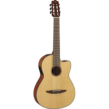Yamaha NCX1 NT Acoustic-electric nylon-string guitar