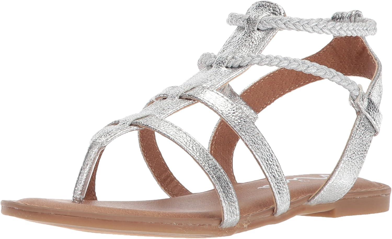 NINA Arlington Mall Unisex-Child Margaree Regular discount Sandal
