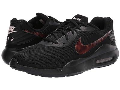 Nike Air Max Oketo (Black/Barely Rose) Women