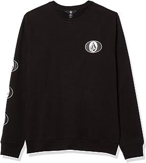Volcom Men's Stone Stack Crew Fleece Sweatshirt