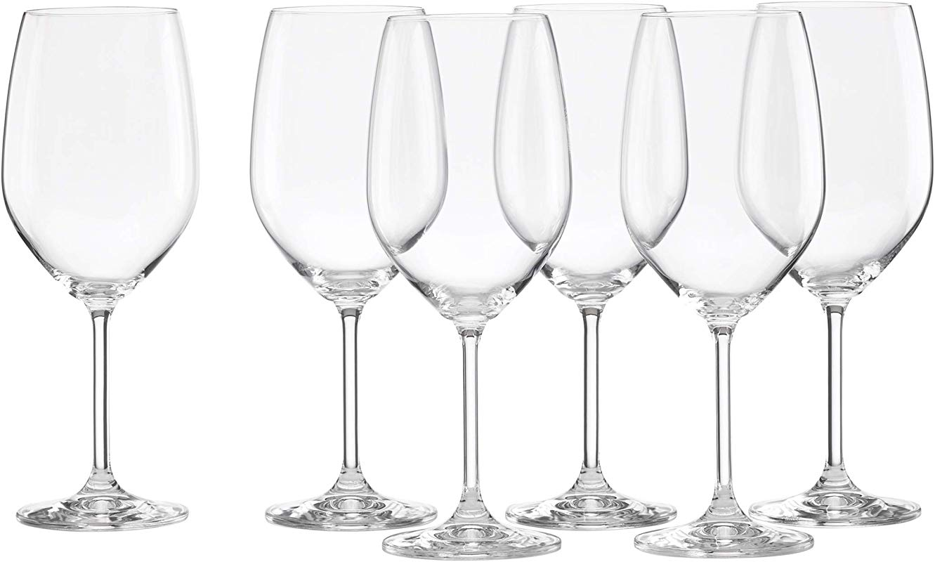 Lenox Tuscany Classics White Wine Glasses Buy 4 Get 6
