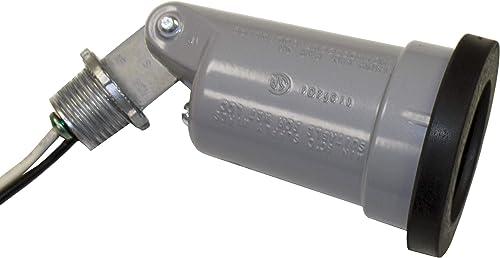 2021 Sigma Electric, Gray 14330 Lampholder wholesale Pack of online sale 2 online sale