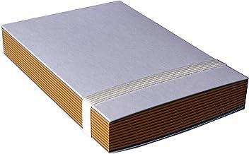 紙のミルフィーユ ノート Ground White KMS0010