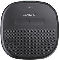 Bose SoundLink Micro - Altavoz Bluetooth Resistente al Agua, Negro (Black)