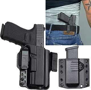 Bravo Concealment: Glock 19 19X 23 32, Glock 45, IWB Gun Holsters + Free Mag Pouch