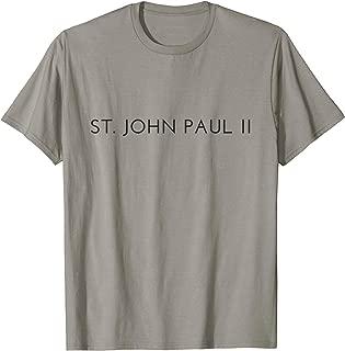 St. John Paul II t-shirt