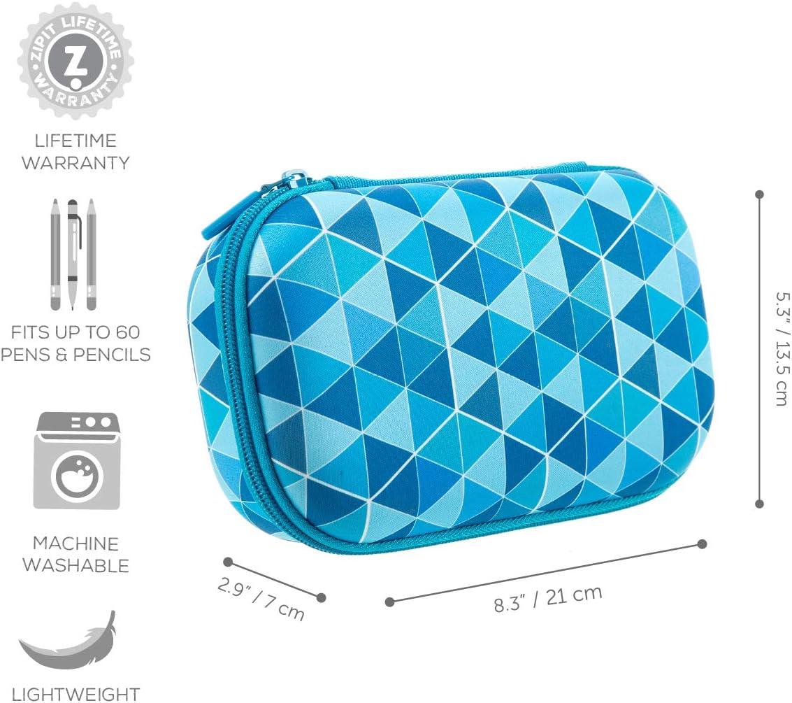 ZPP-BT Blue ZIPIT Colorz Glasses Case//Storage Box
