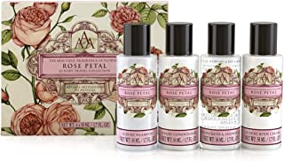 4 x 50ml Collection (Shower Gel, Body Lotion, Shampoo & Conditioner) (White Jasmine)
