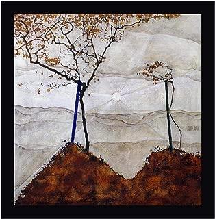 Autumn Sun I by Egon Schiele 16