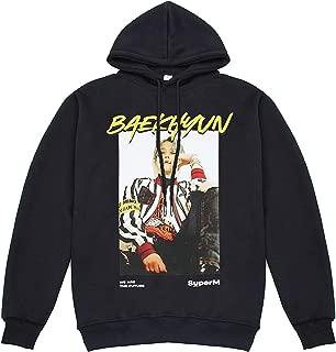 Dolpind Kpop SuperM Hoodie Sweatshirt Baekhyun Taemin Taeyong Kai Ten Mark Lucas Jacket