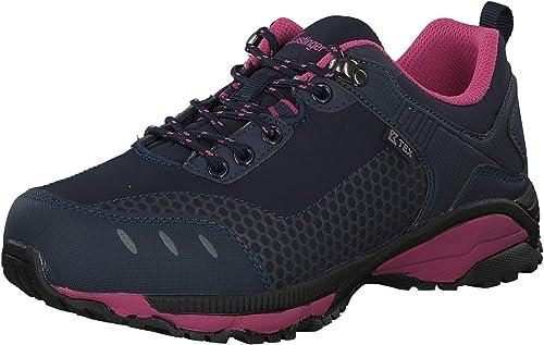 Kastinger Soft-Trek Ladies Trekking chaussures bleu