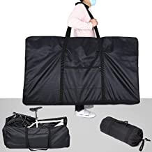 Mountain Bike, Road Bike. Bike Travel Case for Airplane Train Transport SaniMomo Bicycle Travel Bag for Flights suitable for all 26-29 inch Bikes