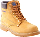 Goodyear Welted Non-Safety Leather Work Boot Shoes Workwear Casual Sizes 6 - 12
