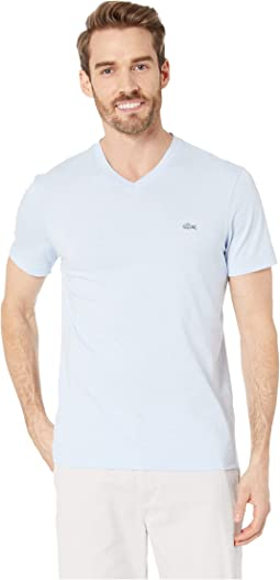 Short Sleeve Striped Jersey Raye T-Shirt Regular Fit