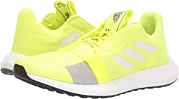 Solar Yellow/Footwear White/Grey Six