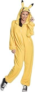 Rubie's Costume Co - Pokemon: Pikachu Jumpsuit Adult Costume
