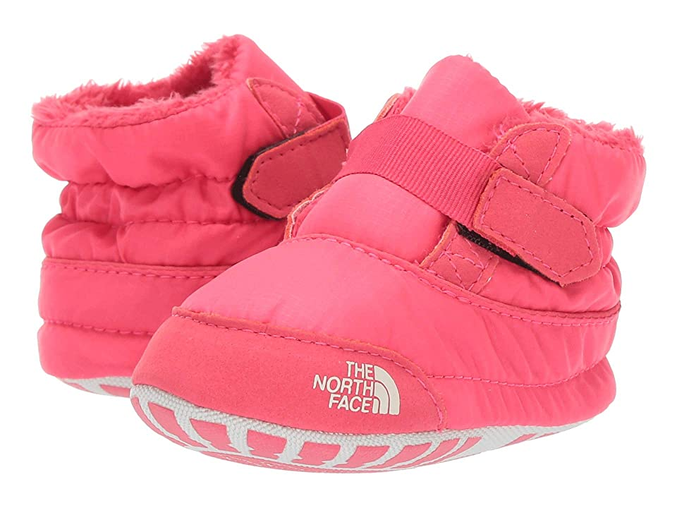The North Face Kids Asher Bootie (Infant/Toddler) (Atomic Pink/Vintage White) Girls Shoes