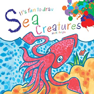 It's Fun to Draw Sea Creatures