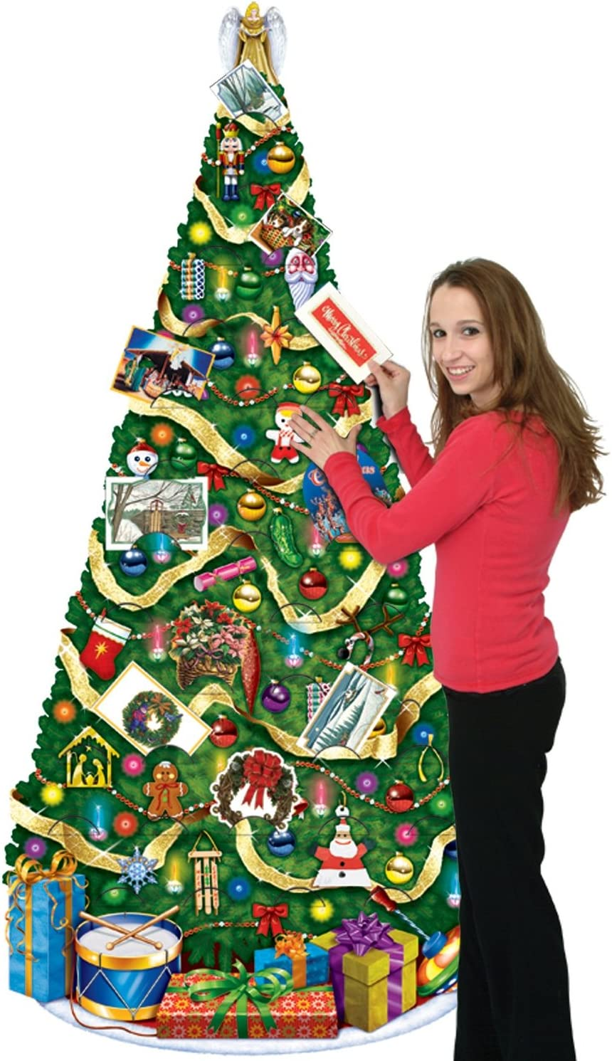 Beistle 1-Pack Jointed shop Tree Christmas shop 6-Feet