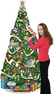 Beistle 1-Pack articulado. Árbol de Navidad, 1,8m
