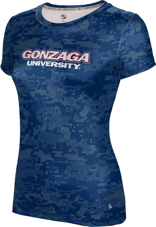 ProSphere Gonzaga University Girls' Performance T-Shirt (Digi Camo)