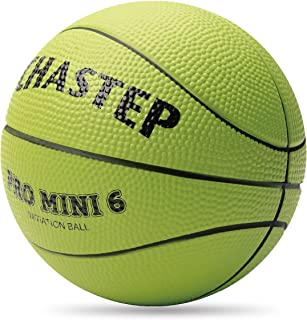 Chastep Pro Mini Basketball, 6 Inch Foam Toy Ball. Soft and Bouncy, Non-Toxic, Safe to Play