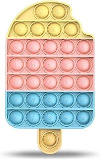 Fidget Toys- Jouets Anti-Stress pour la Concentration et Le Calme - Ensemble De Jouets Et faveur De Fête Pop Bubble Fidget...
