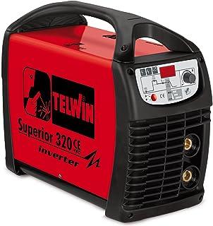 Telwin superior 320 CE vrd electrodo sudor dispositivo Wig sudor dispositivo DC 10 – 270 A