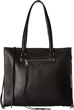 Rebecca Minkoff - Always On Side Zip Regan Tote