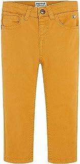 Mayoral, Pantalón para niño - 0509, Amarillo