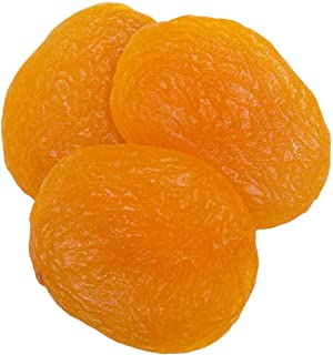 Bella Viva Orchards Dried Turkish Apricots, 1 lb of Dried Fruit