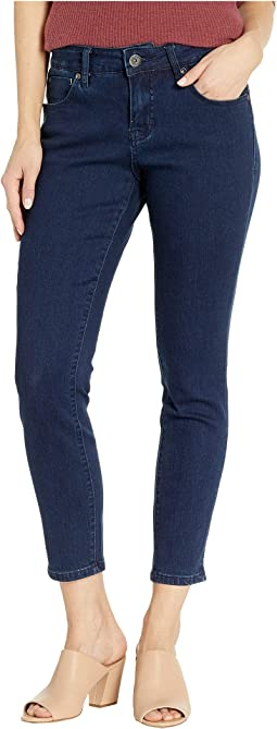Sheridan Skinny Ankle Jeans in Ink