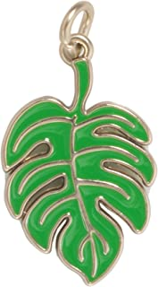 Yankee-Candle Company Scents Bangles | Palm Leaf Charm