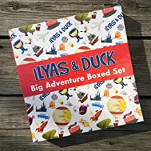 Ilyas and Duck: Big Adventure Boxed Set - 3 book Set: Search for Allah; Fantastic Festival of Eid-al-Fitr; A Zakat Tale - A Story About Giving