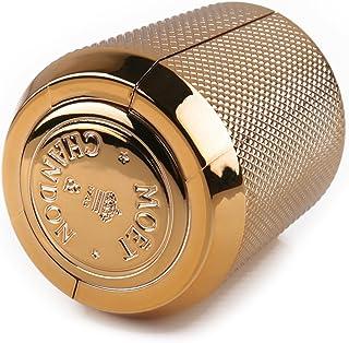 Moet & Chandon Champagner Flaschenverschluss Gold Design Bar Deko Party Accessoire