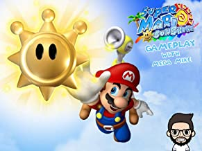 Super Mario Sunshine Gameplay With Mega Mike
