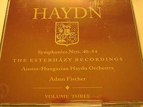 Haydn Symphonies Nos. 40-54
