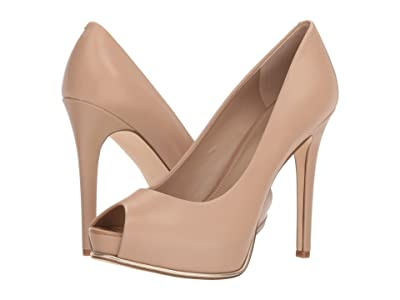 GUESS Honora (Light Natural Leather) High Heels