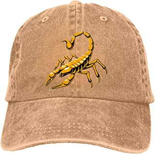 Kunming~ Insects Boy Adult Cap Adjustable Cowboys Hats Black