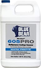 Blue Bear 605 Pro Coating Remover - One Gallon (128 oz)