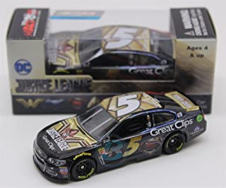 Lionel Racing Kasey Kahne 2017 Justice League Great Clips NASCAR Diecast 1:64 Scale