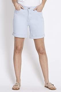 Rockmans Mid Thigh Capri Short - Womens