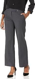 Women's Petite Size Straight-Leg Pant