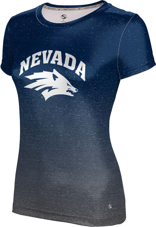ProSphere University of Nevada Girls' Performance T-Shirt (Ombre)