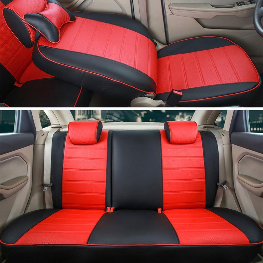 AutoDecorun ファッション通販 Front Rear Set Exact Fit ショップ Cover Sets for Seat Mazda