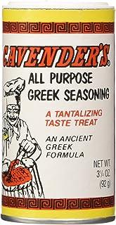 Cavender All Purpose Greek Seasoning(pack of 3)