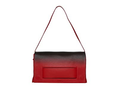 Vince Camuto Dee Shoulder (Chili Pepper) Handbags